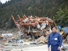 すがわら一秀衆議院議員 「被災地より」 2011年 3月 23日-編集室